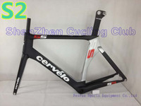 Road Bikes Carbon Fibre  Full carbon road bike frame bicycle bike cervelo S5 VWD TEAM customized color free shipping 2014 pinarello colnago M10 Cipollini RB1000