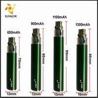 Wholesale Ego T Battery mAH Mah mAH cheap High Quality E Cigarette ego battery for Electronic Cigarette various atomizer vapor