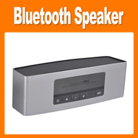 Wholesale 2014 new SoundLink mini Bluetooth Speaker Portable Speake with retail box for cellphone mp3 mp4 colors