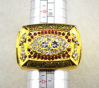 super bowl rings - Redskins Super Bowl XXII World Championship Ring Size Manley