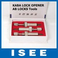 Wholesale Civil Locksmith KABA LOCK OPENER door lock opener AB LOCKS Tools for Front Size Usage china post