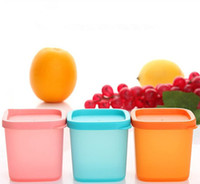 Wholesale Multifunctional mini Crisper food storage box cm
