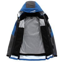 Camping & Hiking Men Chemical fiber blended wholesale 2014 Outdoor clothing two-piece inside catch Cloth with soft Nap