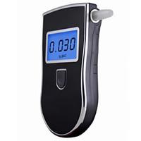 Wholesale LCD Police Digital Breath Alcohol Tester Breathalyzer Portable Analyzer Detector