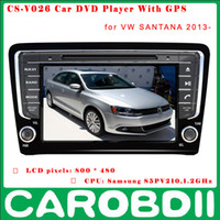 Wholesale Android Car DVD VW SANTANA With analog TV G GPS wifi radio For VW SANTANA Car DVD Player