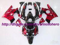 Comression Mold For Honda CBR600 F2 7gifts- Free shipp Fairing kit for Honda CBR600 F2 91 92 93 94 CBR 600 1991 1992 1993 1994