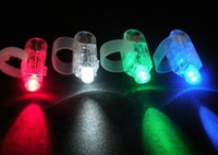 beam delivery - 7000pcs Evening Party Lights Color LED Bright Finger Ring Beam Lights Glow Fast delivery by DHL