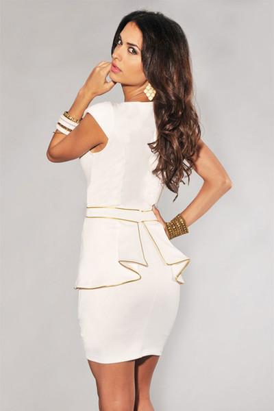 Ivory Dresses For Women - RP Dress