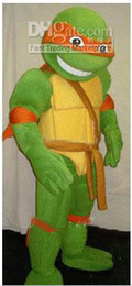 Wholesale Teenage Mutant Ninja Turtle Mascot Costume Adult Character Costume EMS