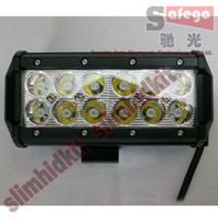 Wholesale high power quot W LED Work Light Bar OffRoad LED driving bar fog Lamp Tractor Boat WD x4 Truck SUV ATV Jeep Spot Flood beam