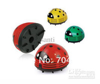Wholesale Multi Function Table Dust Vacuum Cleaner Mini Innovative Ladybug