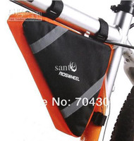 Wholesale Front Frame Head Pipe Triangle Bag Pouch Bicycle Bike Bag