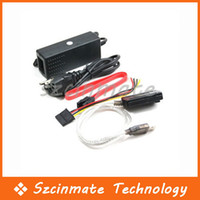 Wholesale USB to IDE SATA S ATA HD HDD Adapter Cable