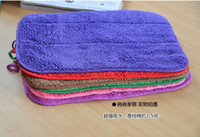 Wholesale Pure natural plant fiber cloth dish towel versatile nonstick oil scouring pad super soft towel wash nano