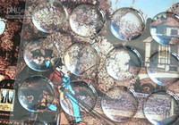 Pottery Tool clear epoxy stickers - clear epoxy sticker inch D crystal Bottle caps sticker