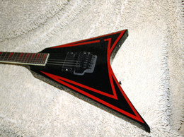 On sale Custom Flying V Electric Guitar IN Stock Guitar