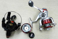 front drag spinning reel 6 bearings 4000 series Free shipping lure fishing spinning reel Original Catking E-eye series metal spin reel 6 bearing 4000 series capacity