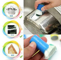 Wholesale New Arrive Fashion Hot Clean kitchen clean car clean ceramic tile cm Stainless steel Decontamination Magic stick