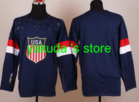 USA Hockey jerseys for 2014 Sochi Olympics Hockey Jerseys, A...