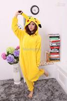 Wholesale Adult Cosplay Animal Anime Costume Pajamas Pyjamas Onesie Dress