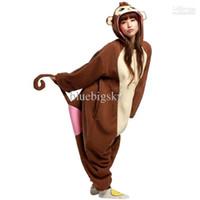 Unisex baboon costume - Unisex Baboon Onesie Animal Kigurumi Adult Pajamas Pyjamas Costume SleepsuitsHot unisex Kigurumi Pooh Anime Cosplay Costume Adu