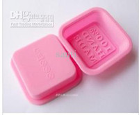 Wholesale 100 hand made design Silicone Cake Muffin Mold Cupcake Pan Soap silicoe soap mold