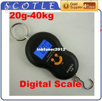 Wholesale Portable Pretty Smile Electronic Weighing Digital Scale Blance g kg Kg lb oz