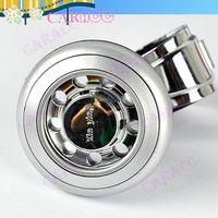 Steering Wheels & Steering Wheel Hubs 5416# 102 g Hand Control Car Steering Wheel Ball Knob Power Handle Grip Spinner RED 5416