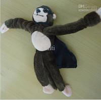 Wholesale Flying Screaming Slingshot Monkey Flying Screaming Monkey with Cape amp Mask