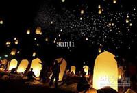 Bon Marché Lantern-Voler Lanterne Kongming lanterne PRIER <b>LANTERN</b> SKY LANTERNS CHINOIS