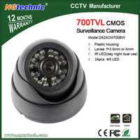 Wholesale CMOS TVL IR camera security surveilance CCTV dome vandal proof camera