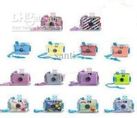 Wholesale Battery free Diving camera fun camera Waterproof mm Camera Underwater Camera LOMO camera