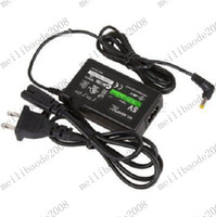 Wholesale New Home AC Wall Power Adapter Charger for SONY PSP EU plug or US plug MYY8166