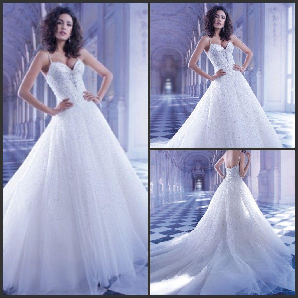 Wedding dresses 2014 demetrios 560 ilissa v neckline for Find me a dress to wear to a wedding