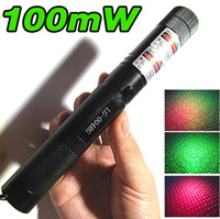 Green+Red No No DHL Free shipping 100mW 2 in 1 Green Red mini stage lamp laser Pointer Pen Star Laser Pen 301 303 laser pointer pen flashlight type