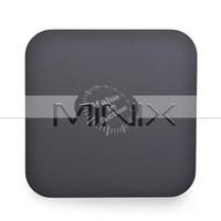 Wholesale MINIX NEO X5 RK3066 Dual Core Mini PC Android OS Cortex A9 TV Box GB RAM GB ROM Wifi Bluetooth RJ45 P HDMI XBMC