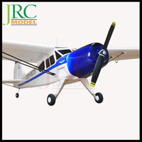 Wholesale Yak CH EasySky Radio Controlled RC Model Airplane Russian Trainer Plane ES9906 mm wingspan RTF