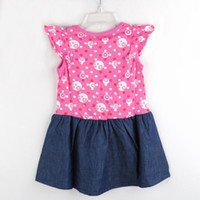 TuTu Summer A-Line - girls' dresses new fashion summer baby dress baby girl clothes skirt|skirts, kids flowers cotton dress girls clothesmm