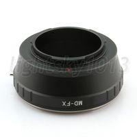 camera lens minolta - Camera Lens Adapter Ring For Minolta MD Mount Lens to Fujifilm Fuji X Pro1 Xpro1 FX Camera Adapter