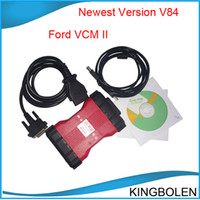 Wholesale 2014 New Arrial High Quality Ford VCM II IDS V90 OEM Level Diagnostic Tool support ford vehicles OBD2 Scanner