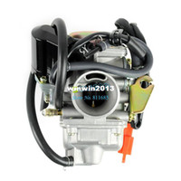 Wholesale 125cc cc Scooter Moped Motorcycle Carburetor CARB Gokart Roketa GY6 GY Carb PD24J