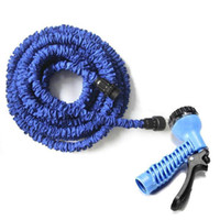 Wholesale S5Q FT Expandable Flexible Garden Water Hose With Spray Superior Gun Nozzle AAACBL