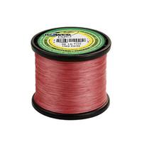 Wholesale red yds LB10LB15LB20LB30LB40LB50LB65LB80LB100LB dyneema braid fishing line