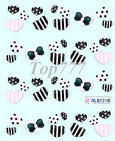Decal nail tattoo sticker - New arrival Valentine Series Nail Tattoo Lovely NAIL ART STICKER NAIL TATTOOS STICKER FOR NAIL accessories