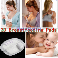 Wholesale Comfortable Soft Absorbent Nursing Pads Breast Breastfeeding Baby Feeding Pad