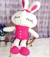 Wholesale Hot Popular Metoo Rabbit Tiramisu Plush Rabbit Toy Stuffed Animals Wedding Dolls Toy m L489