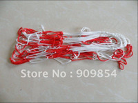 Wholesale hot sales basketball net soccer ball net volleyball net Can pack about ball each net