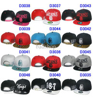 Wholesale EMS New arrival Last Kings Snapback Hats cheap LK caps leopard last kings cap Adjustable hats Ball Caps hat Mixed order