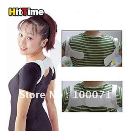 Wholesale Back Posture Brace Corrector Shoulder Support Band Belt