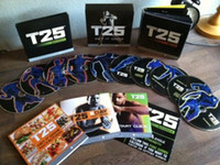 Best Top Quality Focus T25 WORKOUT FITNESS 10DVD SET WITH RESISTANCE BAND